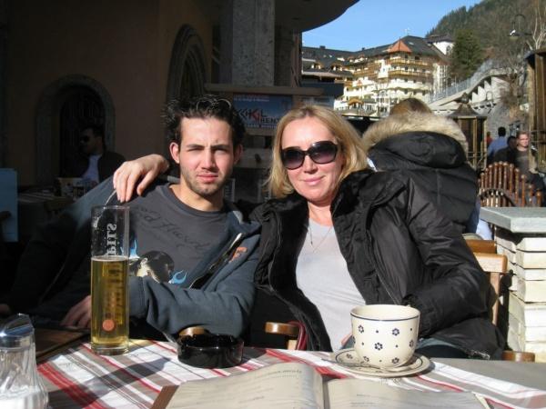 Лариса блажко с сыном фото продаже