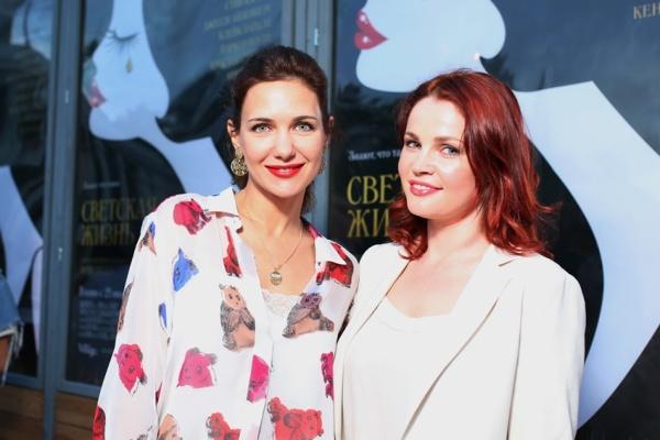 Звёздные гости на премьере фильма «Светская Жизнь» 13 июля в Летнем театре ВДНХ