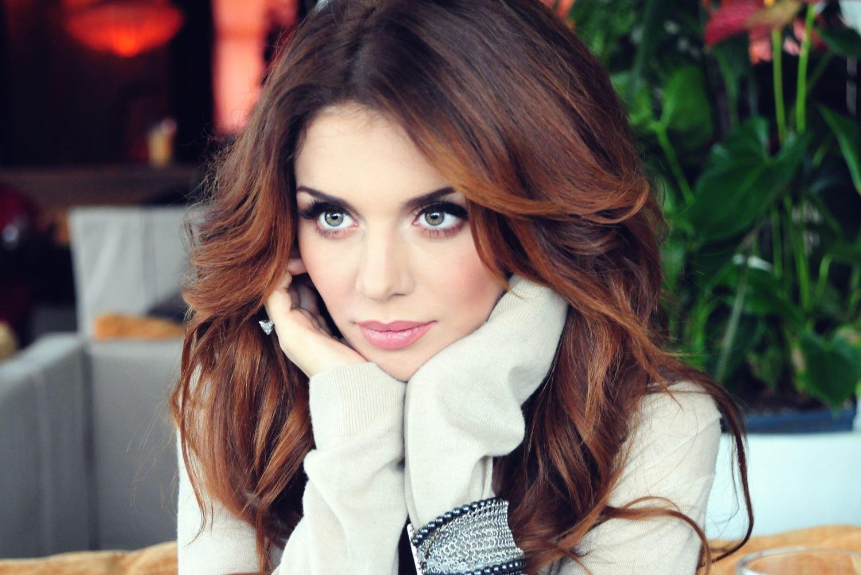 Анна Седокова вновь влюблена и счастлива