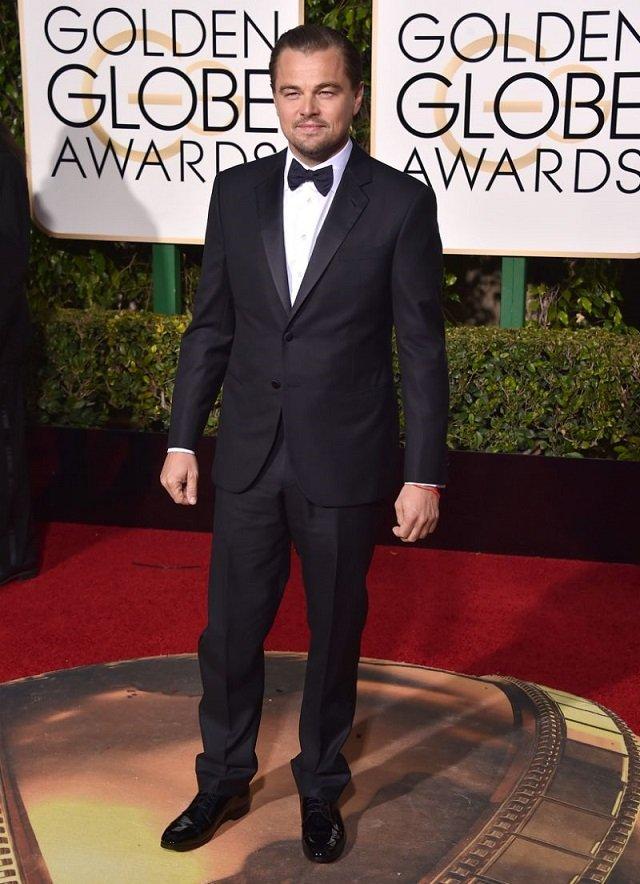 """Леонардо ДиКаприо получил премию """"Золотой глобус"""", а будет ли """"Оскар""""?"""