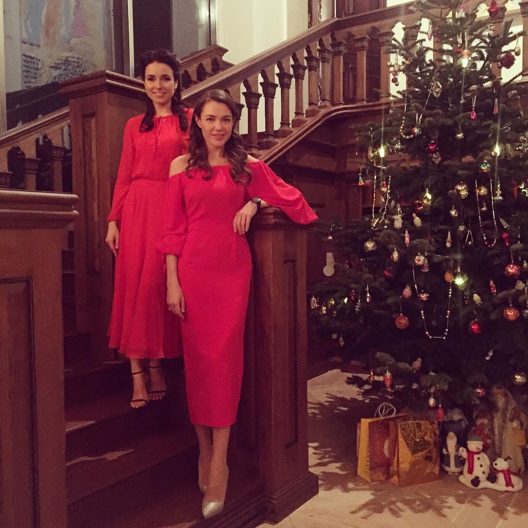 Ирена Понарошку о своем наряде на наступивший 2016 год