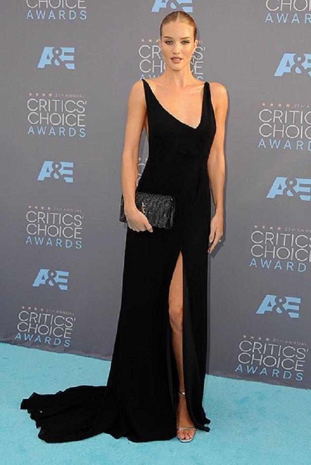 Актрисы в черных платьях