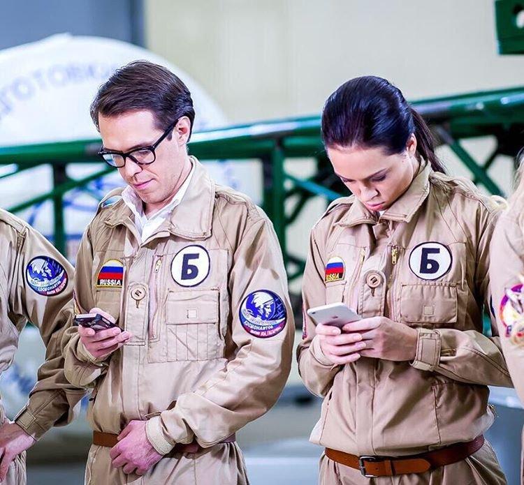 Настасья Самбурская - из умной студентки в смелого летчика