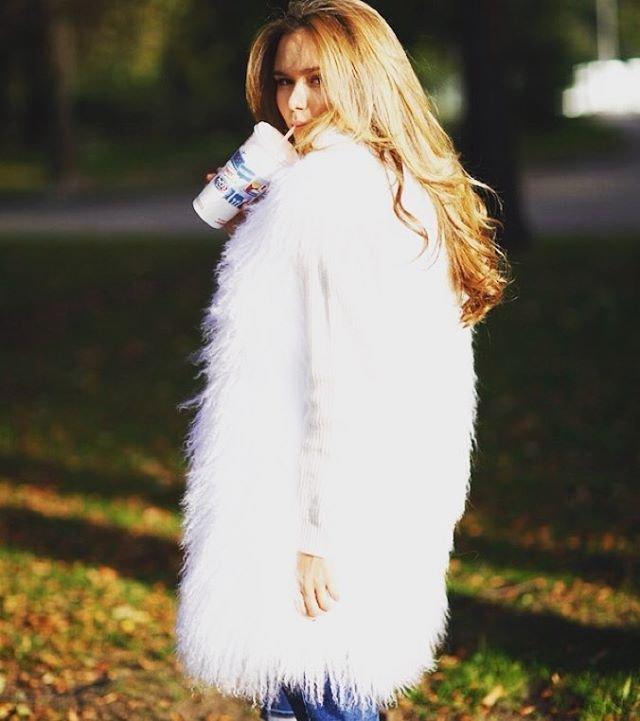 Вся коллекция шуб Стефании Маликовой