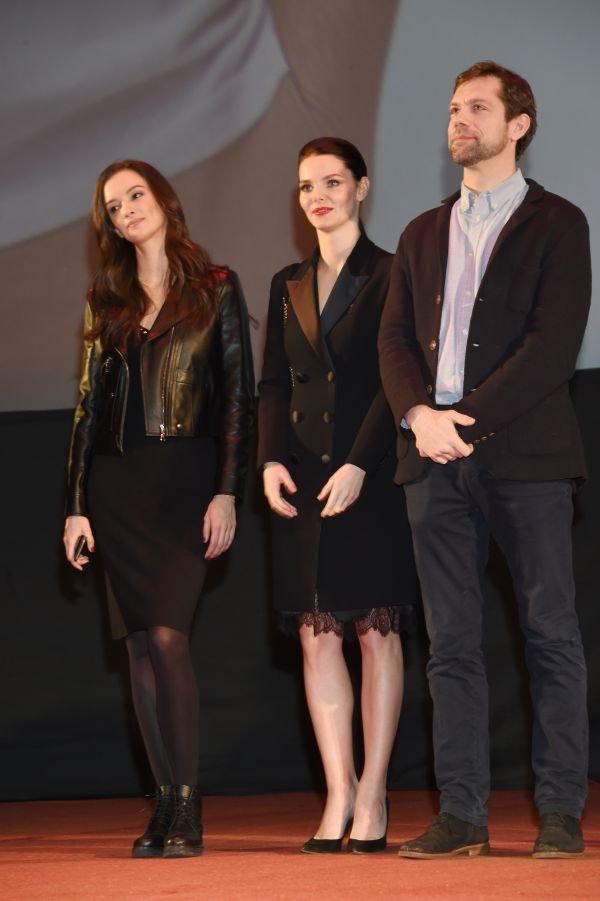 Лиза Боярская перевоплотилась в роковую женщину и представила фильм