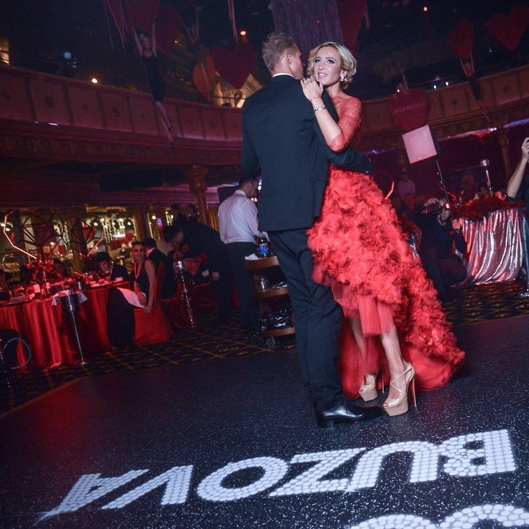 Ольга Бузова во второй раз отпраздновала свой День Рождения