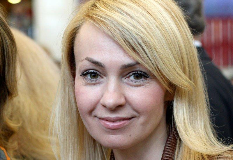 Яна Рудковская на неделе высокой моды в Париже