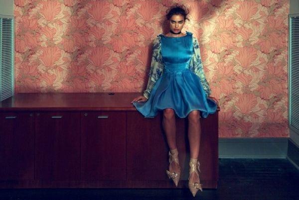 Ирина Шейк появилась на обложке турецкого Vogue