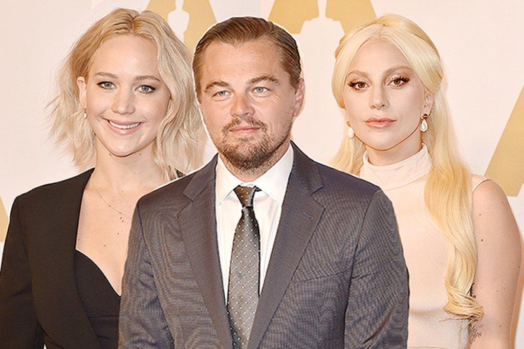 """Звёзды прибыли на ужин номинантов на премию """"Оскар"""""""