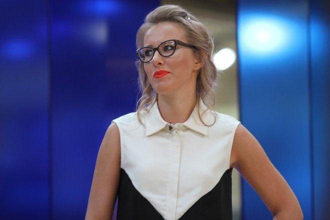 Ксения Собчак вызвала споры поклонников из-за нового фото