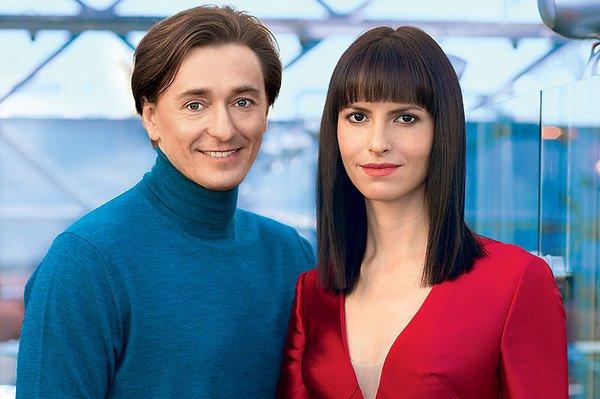 Сергей Безруков и Анна Матисон впервые рассказали о своих отношениях