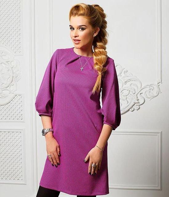 Ксения Бородина представила коллекцию своей одежды