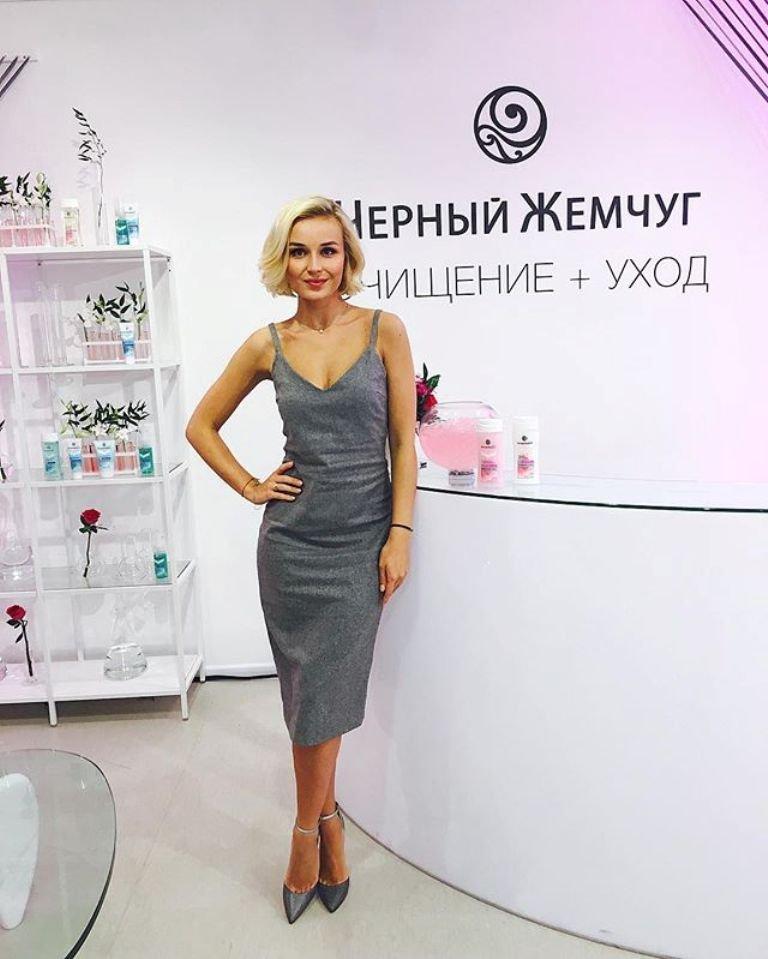 Полина Гагарина не перестаёт удивлять изысканным и утончённым стилем