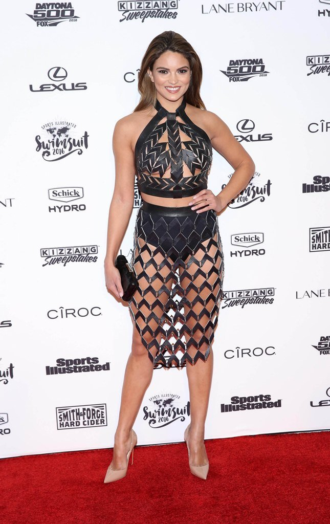 Очередное вручение премии Sports Illustrated Swimsuit 2016 превратилось в модный показ
