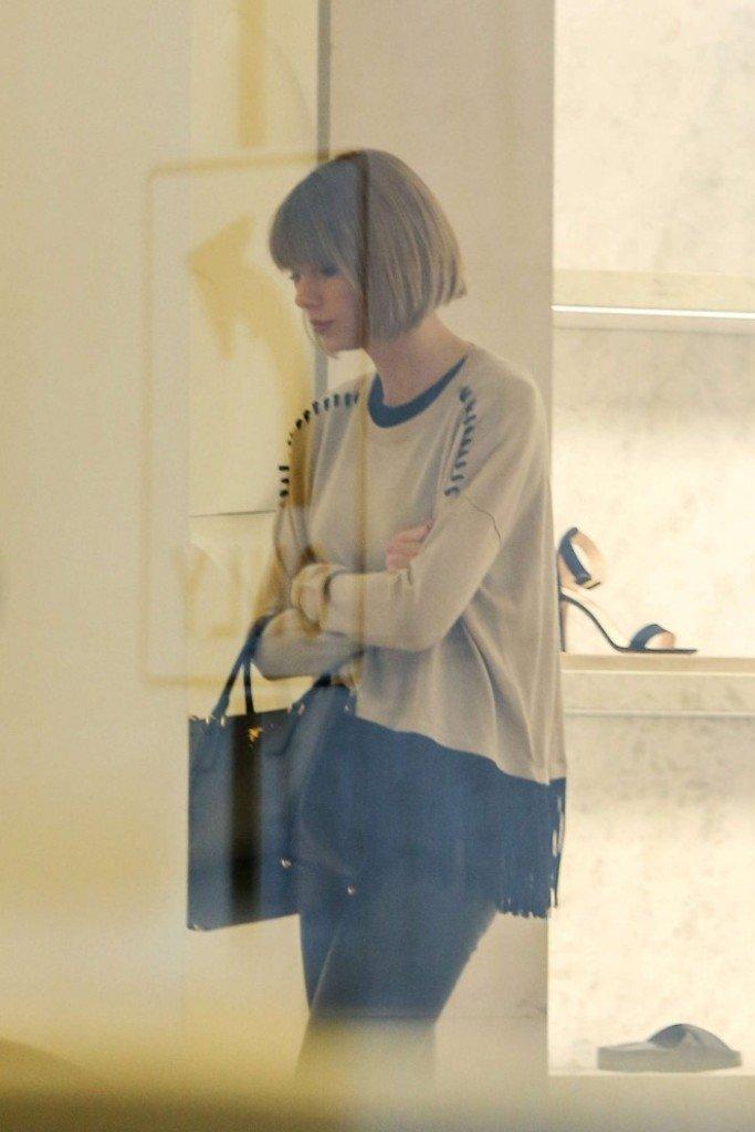 Тейлор Свифт продемонстрировала очень простые и даже дешевые вещи