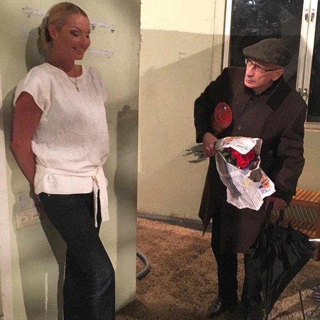 Анастасия Волочкова опубликовала фото новой своей любви