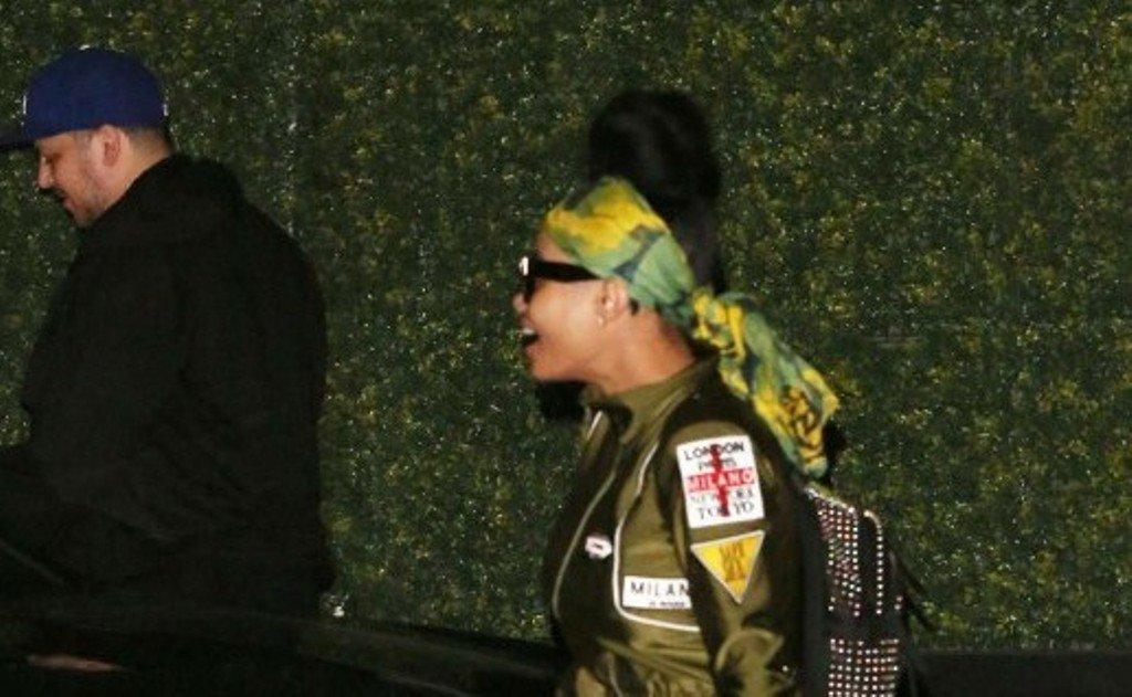 Блэк Чина одела жуткий комбинезон