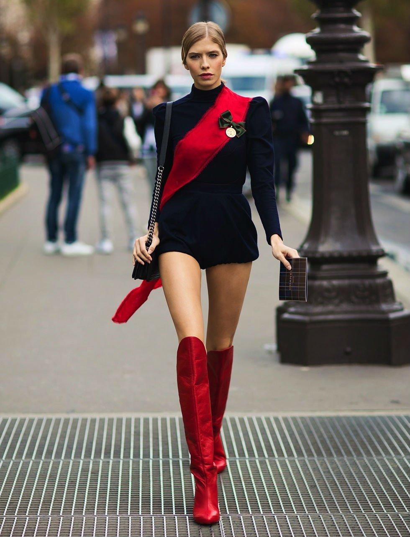 Елена Перминова удивила сеть необычным коллажем