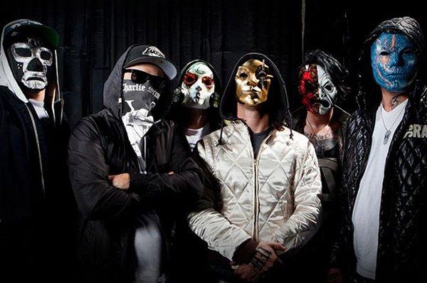 Hollywood Undead возвращаются в Москву с большим концертом