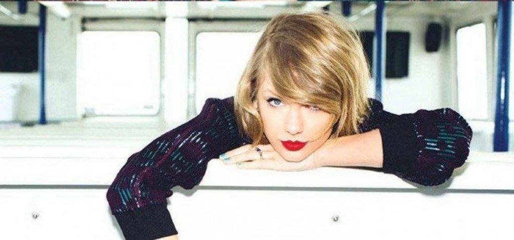 Тейлор Свифт появилась на обложке журнала в стильном образе