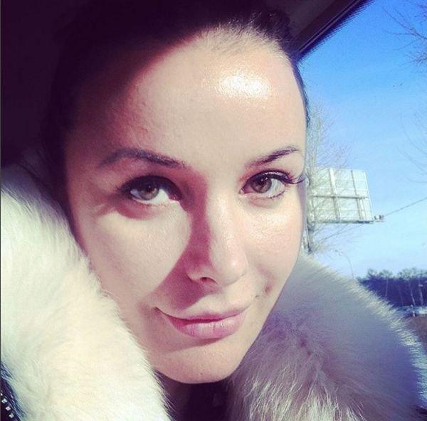 38-летняя Оксана Федорова перестаралась с фотошопом