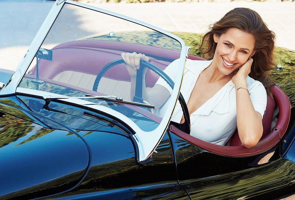 Дженнифер Гарнер снялась в красивом фотосете для Vanity Fair