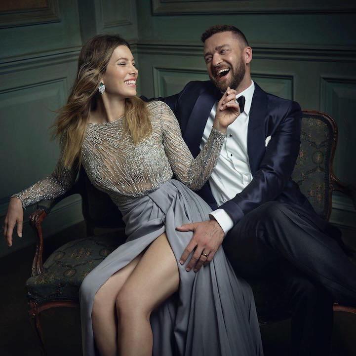 Звезды прияли участие в традиционной фотосессии для Vanity Fair