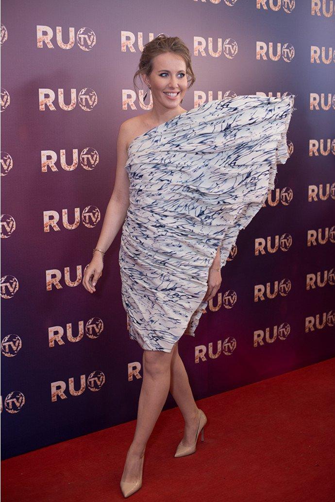 Вог журнал платья