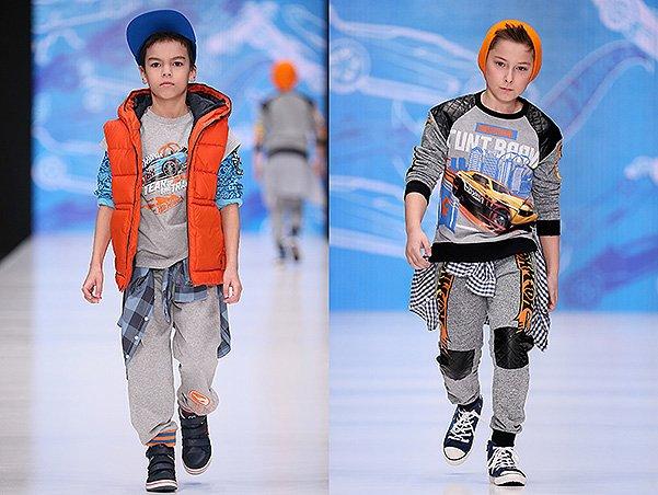 Наташа Ионова стала дизайнером детской одежды