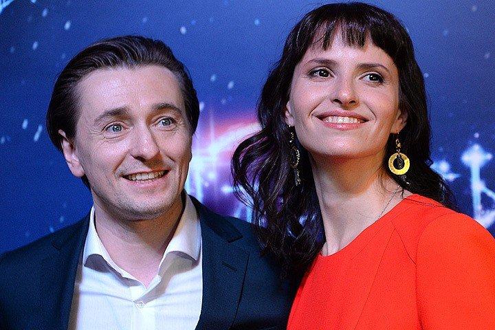 Сергей Безруков и Анна Матисон тайно поженились