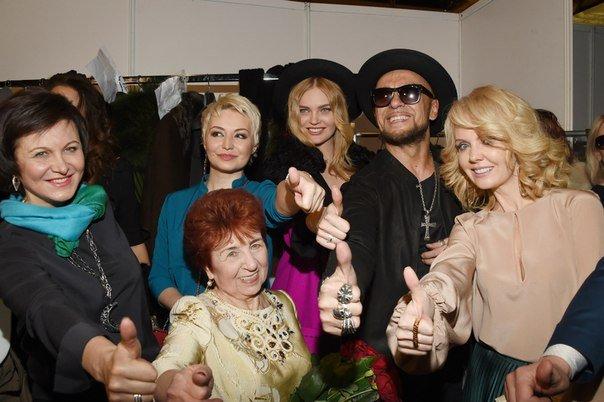 Кто в чём: гости на показе Игоря Гулева в рамках Недели Моды в Москве