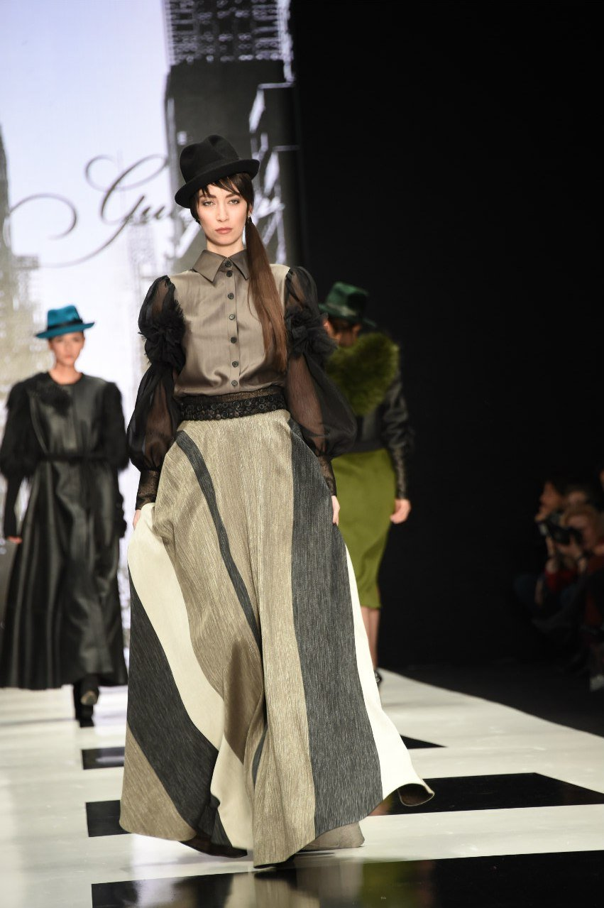 Топ-лучших меховых нарядов Игоря Гуляева на Fashion Week 2016
