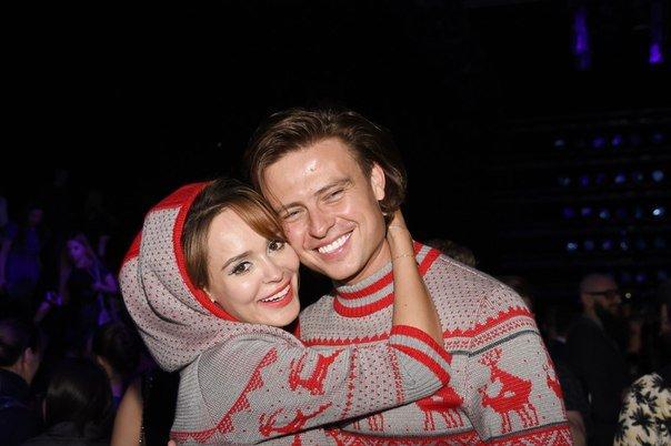 Анна Калашникова и Прохор Шаляпин показали реальную любовь