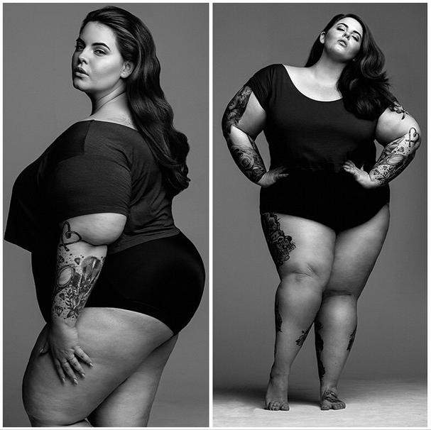 Модели размер плюс в бикини