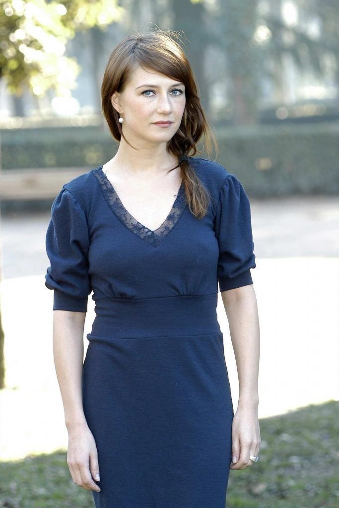 Кэрис Ван Хаутен впервые станет мамой