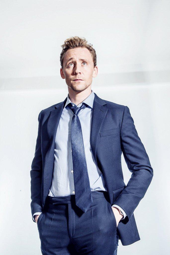 Том Хиддлстон появился на страницах Time Out