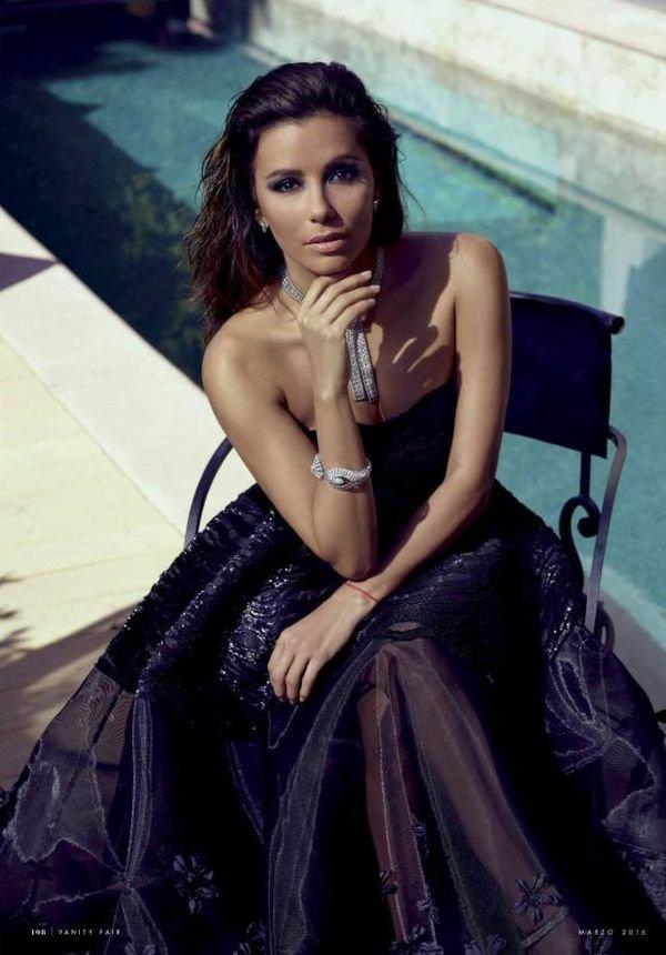 Ева Лонгория в великолепной фотосессии для Vanity Fair