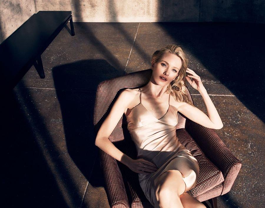 Наоми Уоттс в романтичной фотосессии для  The Edit