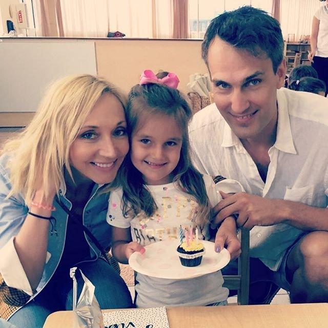 Кристина Орбакайте показала фото с дня рождения дочки