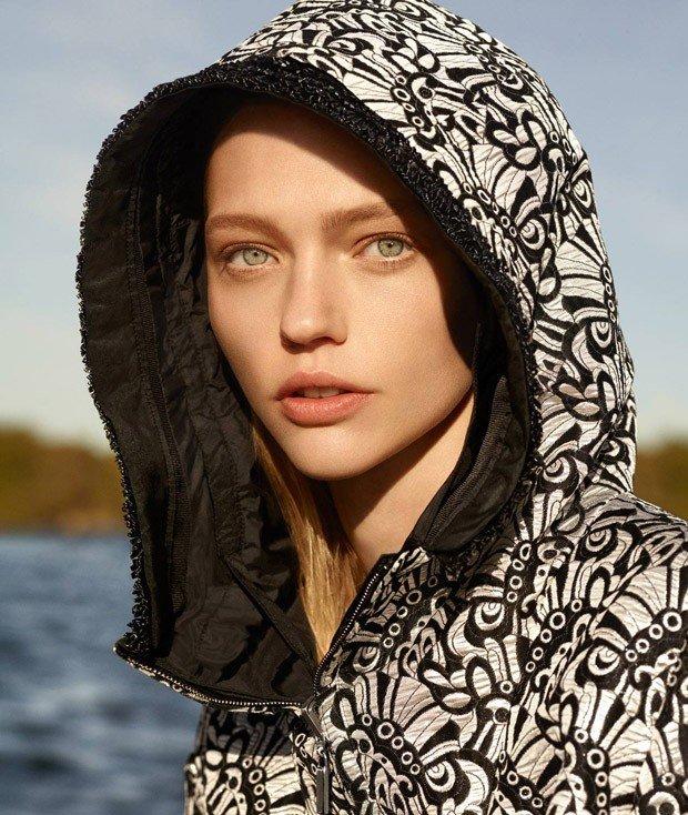 Саша Пивоварова стала лицом модного бренда Mara