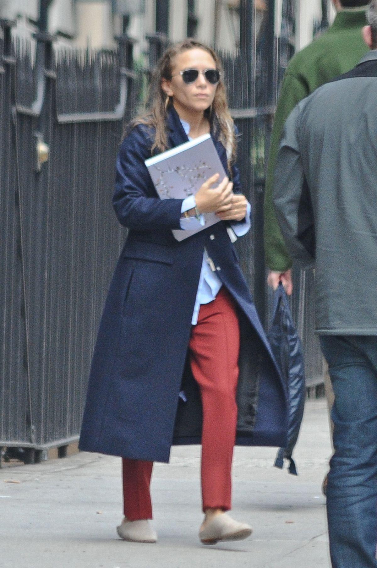 Мэри-Кейт Олсен всегда выглядит ярко и стильно