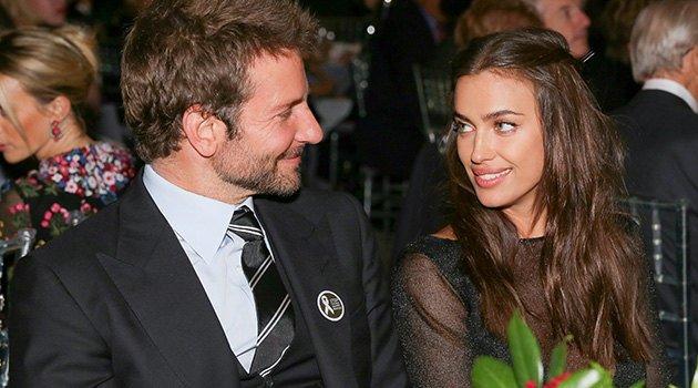 Ирина Шейк впервые показала селфи с Брэдли Купером