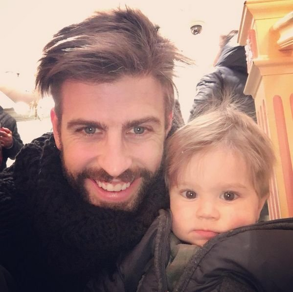 Шакира выложила в сеть фото повзрослевшего сына