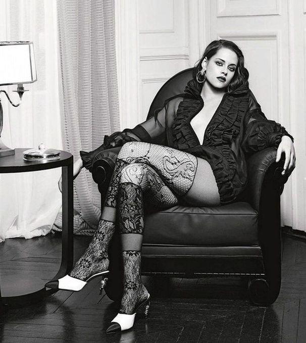 Кристен Стюарт вновь стала лицом Chanel