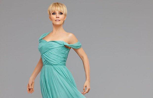 Валерия показала роскошную фигуру в бикини