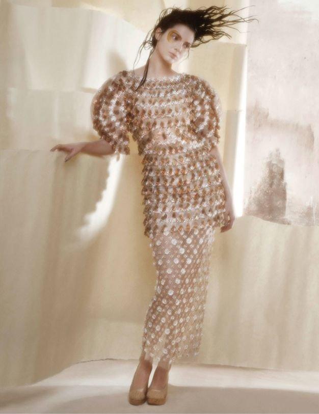 Красотка Кендалл Дженнер снялась для V Magazine