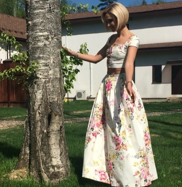 Ольга Бузова представила новый наряд на лето для принцесс