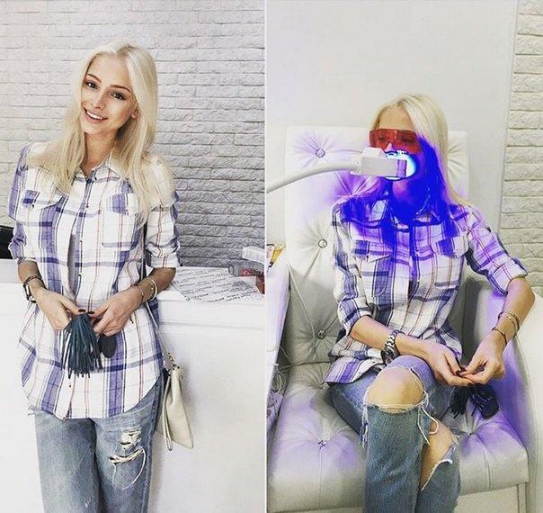 Алена Шишкова опубликовала в блоге неудачный снимок