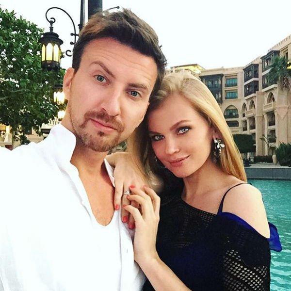 Елена Кулецкая впервые стала мамой