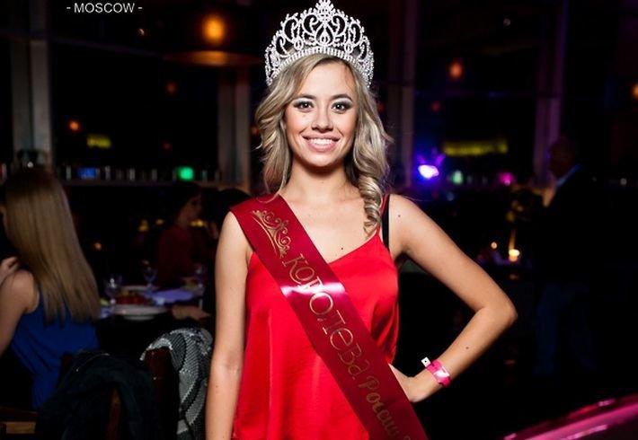 Студентка НГМУ получила титул «Королева России»